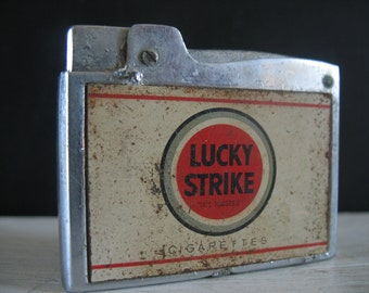 Vintage Lucky Strike Lighter