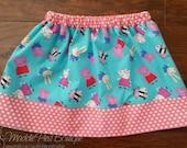 Custom Kids Skirt