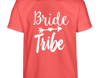 Preppy Bride Tribe T-Shirt