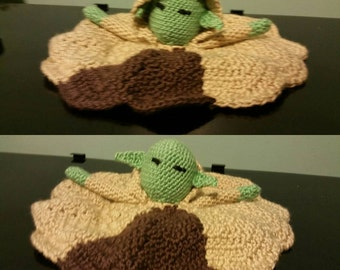 Star Wars Yoda  Lovey