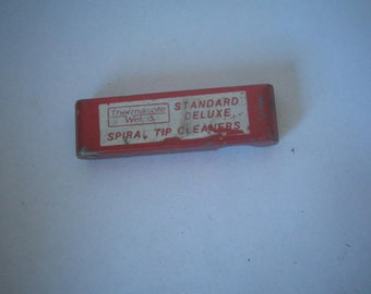 Vintage Thermacote Welco Standard Deluxe Spiral Welding Tip Cleaners