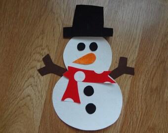 Diy Snowman Iron on CHRISTMAS SHIRT Boy Girl Children Photo Prop Christmas Card Customize Holiday My Little Beauty Queen Diy