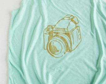 Contax Film Camera Tank in Mint