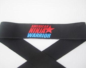 Ninja Headbands -  American Ninja Warrior Themed Party Favor