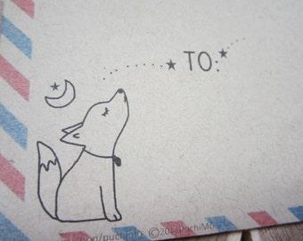 10 Air Mail / Wolf
