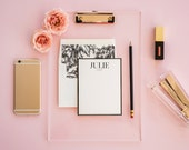 Rustic Personalized Stationery Set