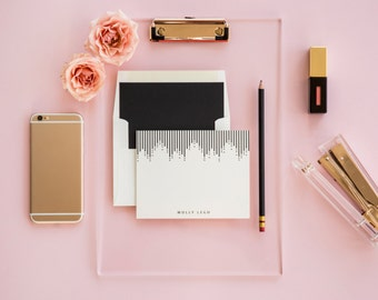 Deeper Love Personalized Stationery Set