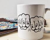 Funny Mug, Boss Lady Mug, Coffee Mug, Funny Mug, Mug, Boss Lady