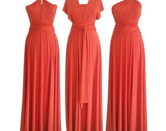 Convertible maxi dress/ Bridesmaid dress/ Wrap dress/ Sleeveless dress/ Plus size dress/ Maternity infinity gown xl, xxl, xxxl, xxxxl