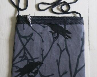Forest of the raven - Shoulder Bag