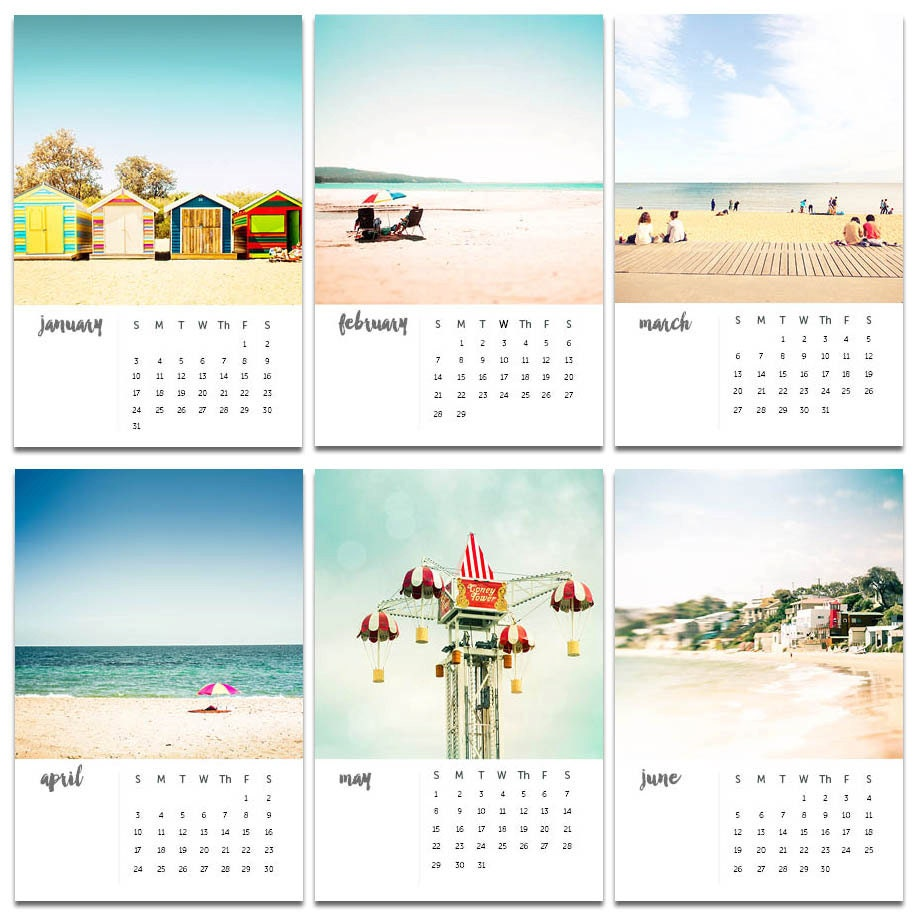 flirting games at the beach 2017 calendar images printable