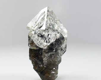 Herkimer Diamond Scepter with Wide Stem