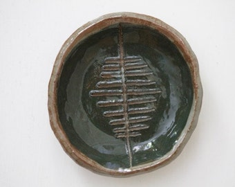 Tribe Ring Dish - Forest