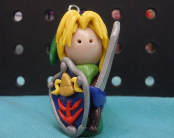 Link, Legend of Zelda, Video game, Holiday Ornament, Figure, Gamer Gift,