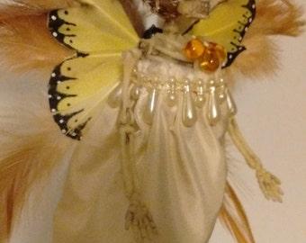 Skeleton Fairy Halloween