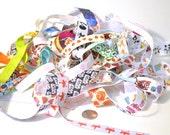 Ribbon Scrap Bag
