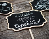 Small Chalkboard Signs for Weddings Small Chalkboards for Wedding Small Rustic Chalkboard Small Chalkboard Sign Table Numbers, 4 x 6 LISA