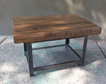 Small Coffee Table Coffee Table Wood Reclaimed Wood Coffee Table