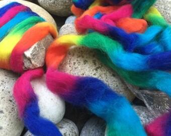 """Louet Northern Lights 4oz """"Rainbow Circus"""" : saorisantacruz"""