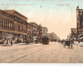 Street scene etsy Home decor lincoln ne