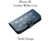 Dr. Who iPhone SE Leather...