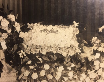 Post Mortem Photo Funeral