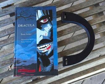 BOOK PURSE - Dracula - Bram Stoker - Made to Order