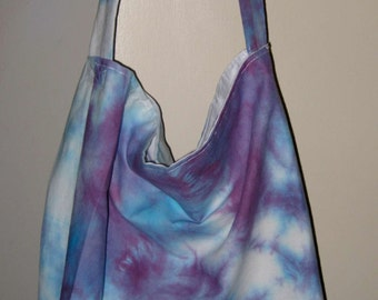 Tie Dye Bag All Purpose Large Fully Lined