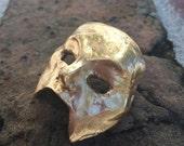 Phantom Mask Brooch