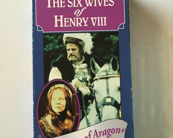 The Six Wives of Henry VIII (VHS) Catherine of Aragon 1992 BBC Gold