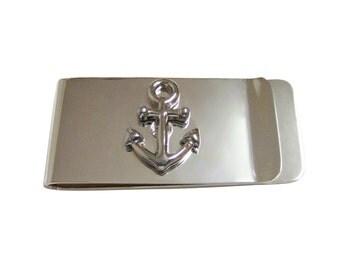 Nautical Anchor Money Clip
