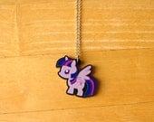 Twilight Sparkle Necklace
