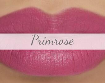 "Sample Vegan Lip & Cheek Cream - ""Primrose"" (rose pink lipstick / cream blush)"