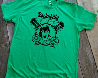 Rockabilly T-Shirt | Greaser T-Shirt | Rockabilly Shirt | Men's T-Shirt | Rockabilly Gifts | Father's Day Gifts | Rockabilly