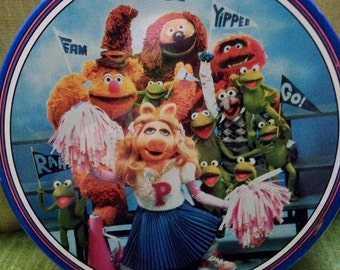 Vintage Muppets Collectible Tin