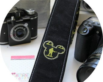 Army Men Camera Strap DSLR slr