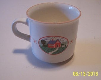 Raintree, Ltd The Heart and Home Collection Cup