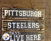 Reserved for Mallory Pittsburgh Steelers Fans Live Here
