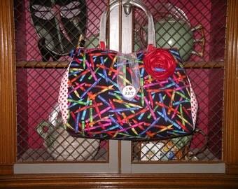 Girl's Art Bag