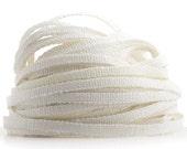 Handwoven 1/8 Inch Linen Tape Ribbon