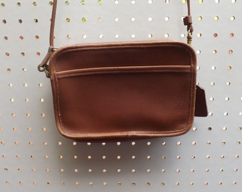 Coach Bag, Vintage Coach Bag, Coach Purse, Designer Bags, Designer Purses, Brown Leather