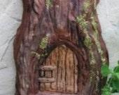 Fairy Door for outdoors or indoors