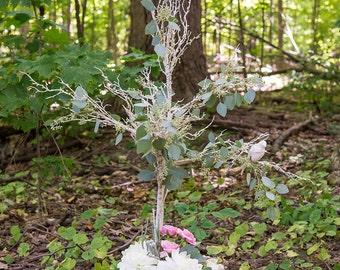 Wedding Decorations Table Centerpieces Artifical Birch Tree DIY Wedding Centerpieces Reception Decor