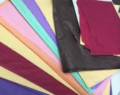Colored tissue paper - 8 colors - shop closing- out of package