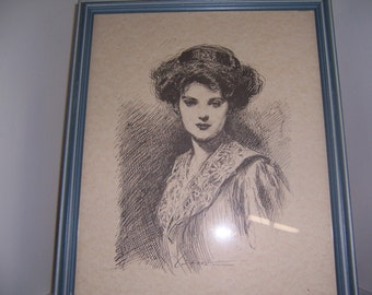 GIBSON GRIL PRINT