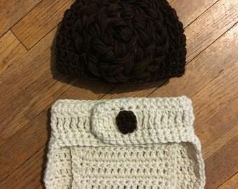 Newborn Crochet Photo Prop