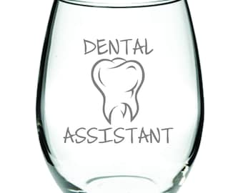 Dental Assistant FREE Personalization
