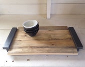 Please Do Not Purchase Reserved for Lise - Reclaimed Barnwood Serving Tray