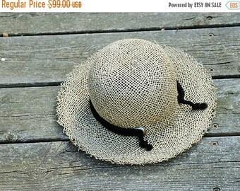 Summer Sale 10% Off Straw Hat For Women , Womens Hats Summer , Straw Hat ,  Sun hat, Straw hat for summer , Beach hat