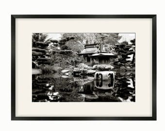 Fine Art print of 'Temple of the Frog'